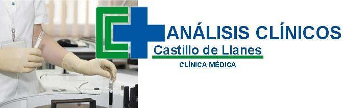 LLANES ANALISIS CLINICOS, CLINICA CASTILLO