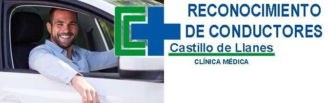 LLANES RECONOCIMIENTO MEDICO CONDUCTORES